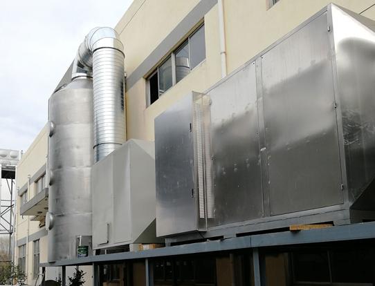 服装加工厂废气处理