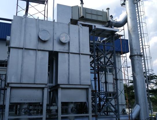 RTO废气焚烧处理系统