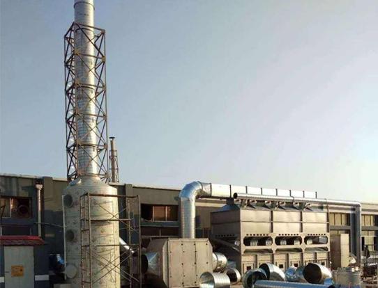 RTO废气催化燃烧器